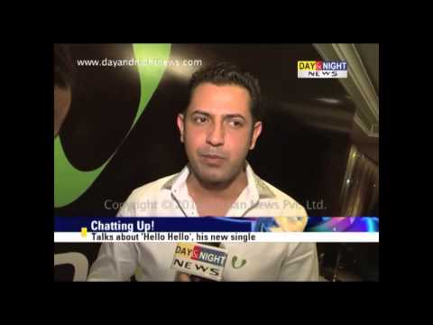 Gippy Grewal is Videocon Telecom's new ambassador | Gippy Grewal - Interview