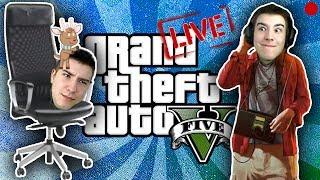 GTA V Online [#LIVE]: CHYŻO BRUMKAMY (z Ekipą!)