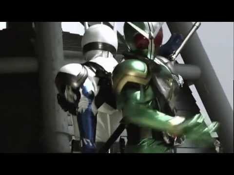 Kamen Rider Eternal Tribute