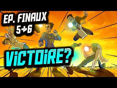 Victoire ou Défaite? Combat Final ! DBZ UHC Ep5 & 6  Skyyart