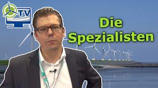 Optimierung von Windkraftanlagen durch Spezialisierung