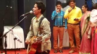 20141225- KSM - Nanna Priya Yesuve-Kannada Choir Team