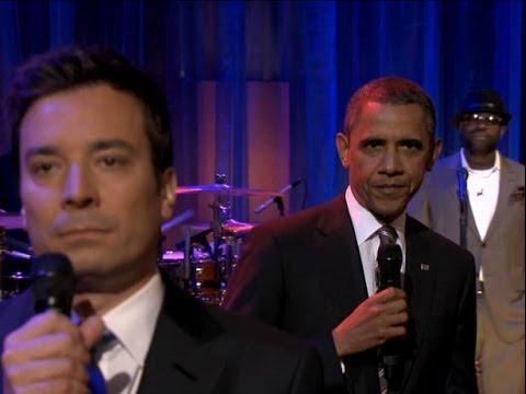 Obama Replaces Leno With Fallon To Control Late Night TV, Obama's Dictatorial Political Agenda