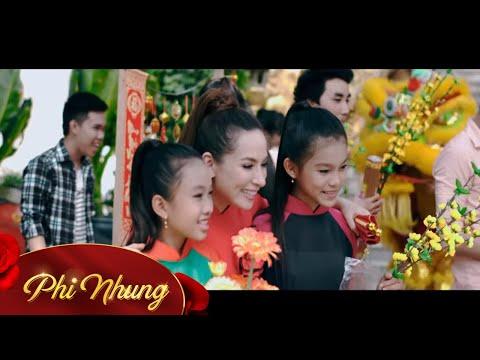 Mùa Xuân Hạnh Phúc - Phi Nhung - Thu Hiền - Thiên Ngân [Official]