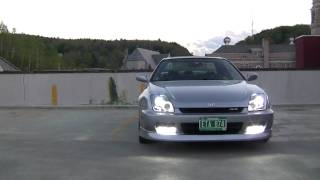 Honda Prelude Walk around *New*