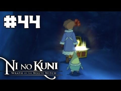 NI NO KUNI Wrath of the White Witch Walkthrough - Part 44 -