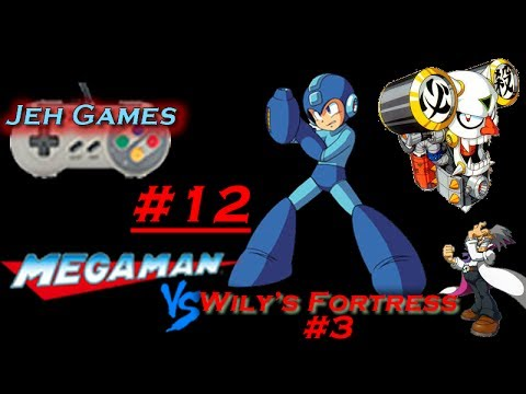Jeh Games: Wily\'s Fortress #3: #12