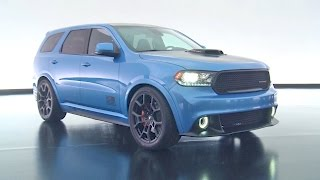 Dodge Durango Shaker - Interior and Exterior Design. YouCar Car Reviews.