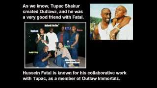 Hussein Fatal Says 2Pac Is Coming Back 2014 *NewProof2013