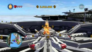 LEGO Marvel Super Heroes S.H.I.E.L.D Helicarrier 100%
