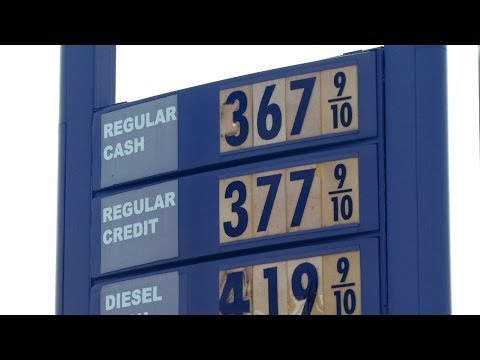 Gas Prices Rise, Driven Up By Iraq Conflict