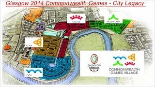 Glasgow 2014 Commonwealth Games Athletes' Village