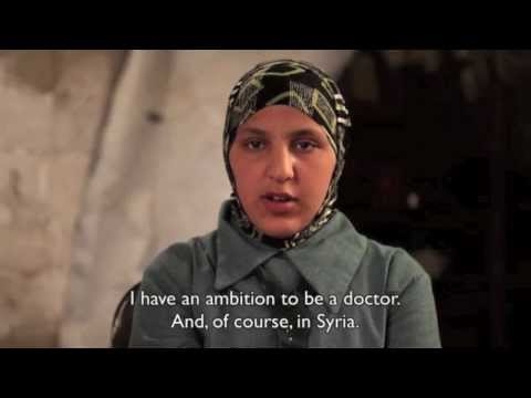 Experiences from Syria's Child Refugees