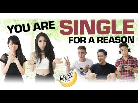 You Are Single For A Reason