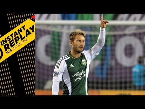 Was Portland Timbers late equalizer legit vs Columbus Crew | Instant Replay