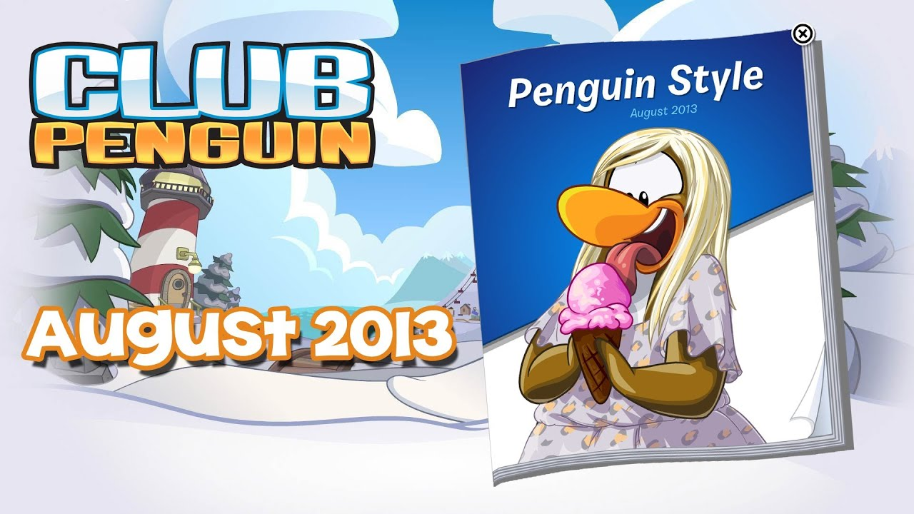 Youtube Videos Party Like A Rock Star Club Penguin Style 119