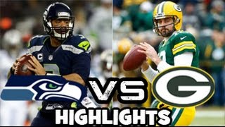 NFL Playoffs: Seattle Seahawks Vs Green Bay Packers 2015