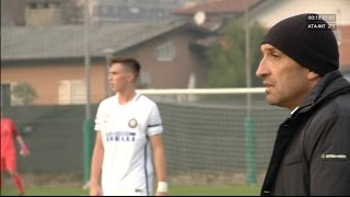 Vivaio, Primavera Atalanta-Inter gli highlights (3 dicembre 2016)