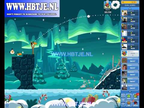 Angry Birds Friends Tournament Level 1 Week 84 (tournament 1) no power-ups