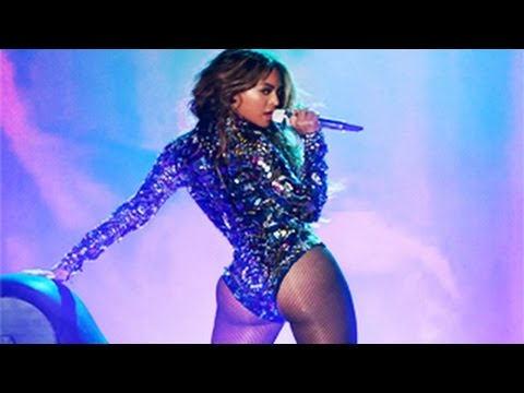 Beyonce MTV VMA 2014 Performance Was Sexy - MTV Video Music Awards 2014