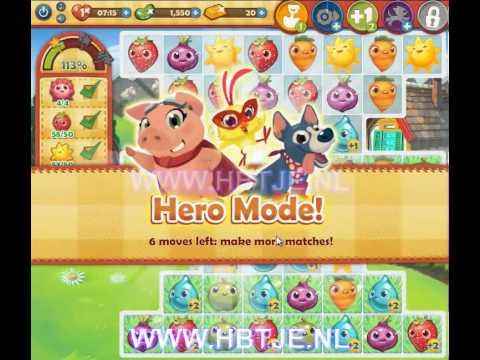 Farm Heroes Saga level 48