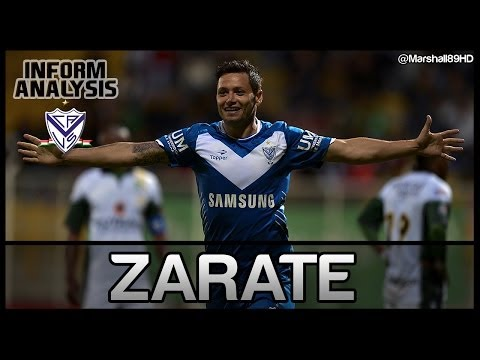 FIFA 14 UT - Inform Analysis - Mauro Zarate || IF Ultimate Team Player Review ||