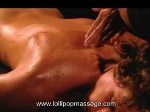 Sensual Tantric Massage - Lollipop Massage