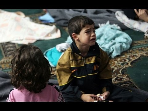 'One million' Syrian child refugees