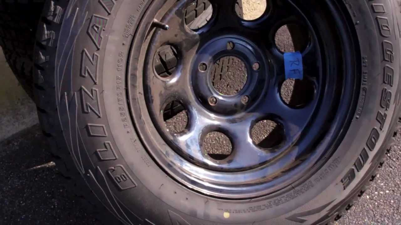 How to change a tire jeep grand cherokee
