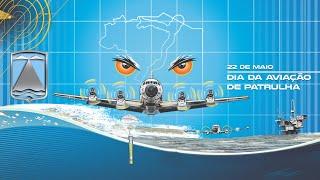 Assista ao videoclipe em homenagem ao Dia da Aviação de Patrulha. A produção é uma homenagem a todos os militares que têm a responsabilidade de vigiar 24 horas por dia uma área de aproximadamente 13,5 milhões de quilômetros quadrados sobre o litoral brasileiro. O Dia da Aviação de Patrulha é comemorado em 22 de maio.