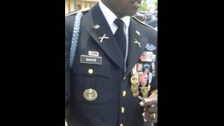 Fake SGM Called Out At Funeral By Marines Part2