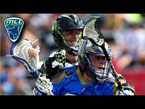 MLL Week 11 Highlights: New York vs Charlotte