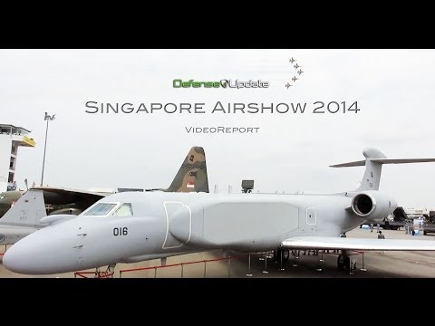 An Israeli View of the Singapore Airshow 2014