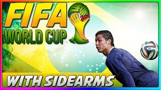 SideArms4Reason vs KYR SP33DY REMATCH! (2014 FIFA World Cup!)