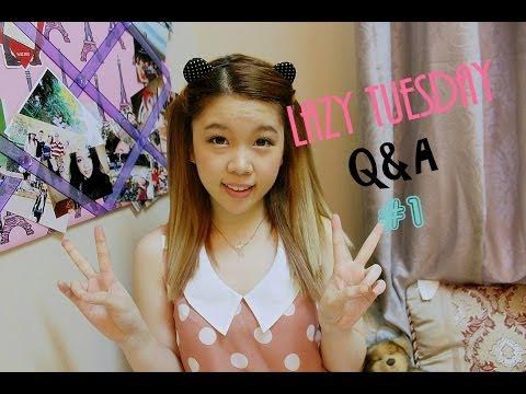 Lazy Tuesday: Q&A #1 (Bunny máy tuổi? Tiệm Bánh Hoàng Tử Bé & Sex Talk!)