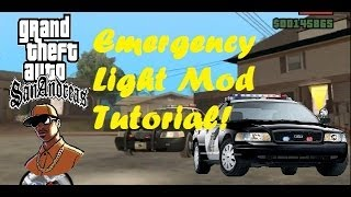 GTA SA Tutorial How To Install And Use ELM V9.1 PC