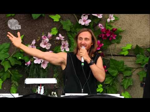 Tomorrowland 2013 - David Guetta