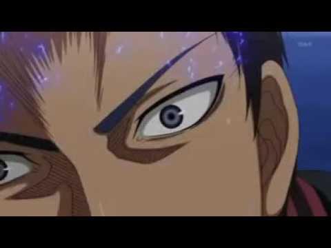 Kuroko no Basket AMV/ Aomine vs Kagami
