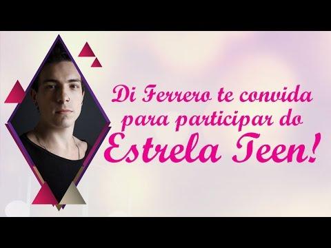 Di Ferrero convida VOCÊ para participar do Estrela Teen 2015!