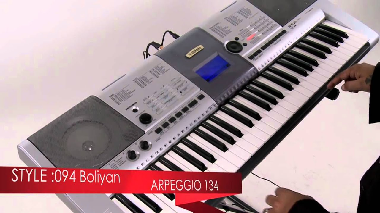 Yamaha psr i425 indian model demonstration youtube for Yamaha keyboard i425