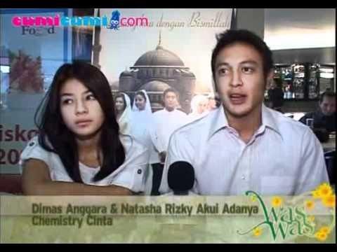 Dimas Anggara dan Natasha Rizky Akui Kedekatan - cumicumi.com