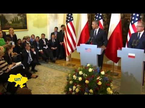 Obama Rallies NATO Allies in Poland: President announces USD 1 billion boost for NATO in East Europe