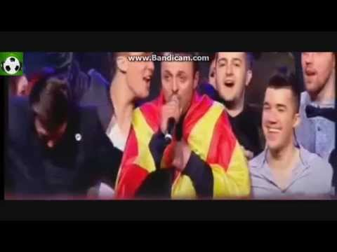 Daniel Kajmakoski - Pobednik X-Factor Adria - The Hardest Thing - New HD