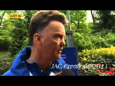 Louis Van Gaal Interview Says Manchester United Biggest Club 7/5/14
