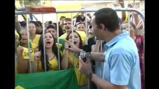 A Seleção Brasileira voltou a Belo Horizonte, e o Alterosa Esporte acompanha todos os passos deles por aqui.  Em Confins, na portal do hotel, nos treinos, acompanhe também: