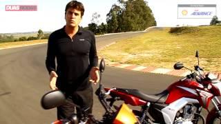Duas Rodas Testando Limites: Comparativo Honda CG Titan X