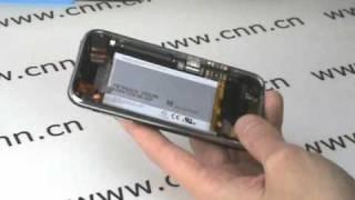 iPhone 3G sökmek ve tamir etmek