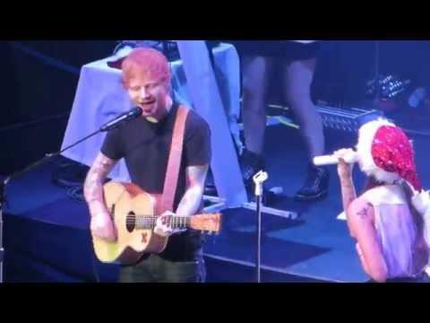 Ed Sheeran & Christina Perri