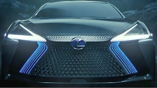 Lexus LS+ Concept – Future Flagship Sedan. YouCar Car Reviews.