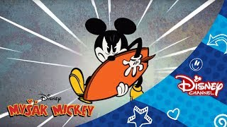 Mickey Mouse - Ideme na pláž